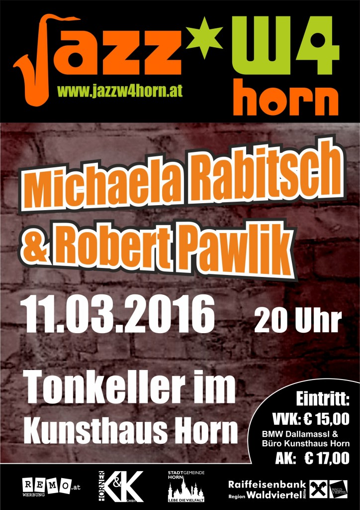 Flyer Rabitsch & Pawlik